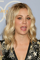 LOS ANGELES - OCT 4:  Kaley Cuoco at the Carol Burnett 50th Anniversary Special Arrivals at the CBS Television City on October 4, 2017 in Los Angeles, CA