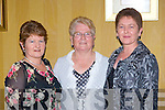 .Mary Twomey, Kitty Moynihan and Rena Long at the Legion GAA social in the Killarney Avenue Hotel on Saturday night..