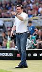 15.04.2018, Wirsol Rhein-Neckar-Arena, Sinsheim, GER, 1.FBL, TSG 1899 Hoffenheim vs Hamburger SV, im Bild<br />Trainer Christian Titz (Hamburg)<br /> Foto &copy; nordphoto / Bratic