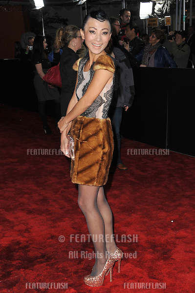 "Bai Ling at the premiere of ""The Lady"", part of the 2011 AFI Fest, at Grauman's Chinese Theatre, Hollywood..November 4, 2011  Los Angeles, CA.Picture: Paul Smith / Featureflash"