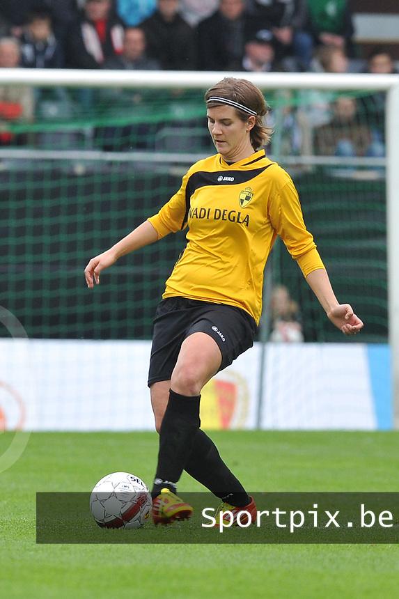 Bekerfinale 2012 : WD Lierse SK - Standard Femina :.Evelien Stoffels.foto David Catry / Joke Vuylsteke / Vrouwenteam.be