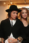 Amber Heard & Tasya Van Ree 12/15/2010
