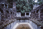 Jack London State Historic Park, Wolf House ruins, SC10