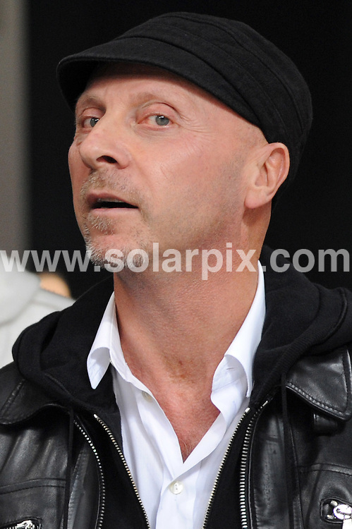 **ALL ROUND PICTURES FROM SOLARPIX.COM**.**WORLDWIDE SYNDICATION RIGHTS EXCLUDING UK & ITALY - NO PUBLICATION IN UK OR ITALY**.Inter vs Milan derby in San Siro Stadium, Milan, Italy. 30 September 2008..This pic: Domenico Dolce..JOB REF: 9141 MXN       DATE: 30_09_2009.**MUST CREDIT SOLARPIX.COM OR DOUBLE FEE WILL BE CHARGED**.**ONLINE USAGE FEE GBP 50.00 PER PICTURE - NOTIFICATION OF USAGE TO PHOTO @ SOLARPIX.COM**.**CALL SOLARPIX : +34 952 811 768 or LOW RATE FROM UK 0844 617 7637**