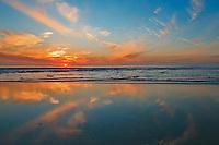 Orange County Coastal Sunset