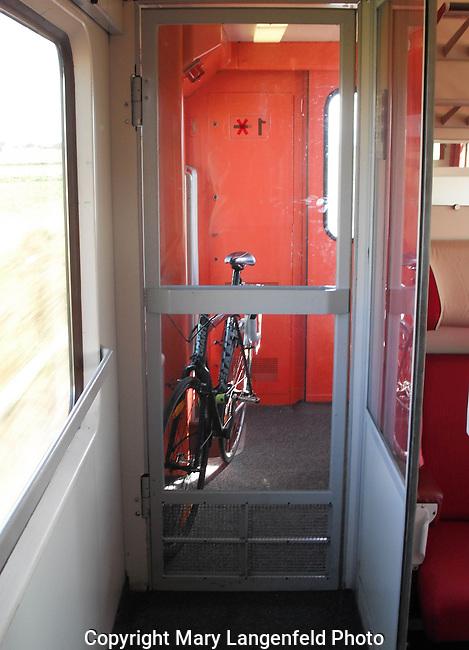 Bicycle Beginnings on Rail Europe