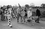 Bellerby Feast, Bellerby, Yorkshire, England 1973.