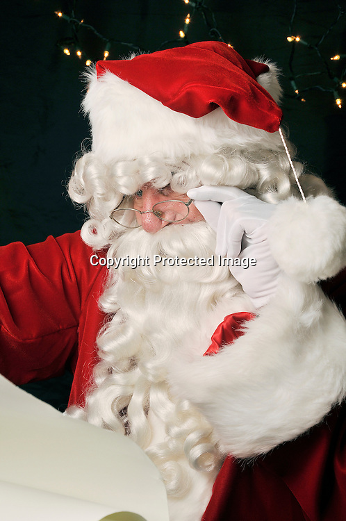 Stock photos of Santa Claus