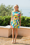 US actress Katherine Kelly Lang poses during a photocall for the TV show 'The Bold and the Beautiful' during the 54th Monte-Carlo Television Festival on June 8, 2014 in Monaco