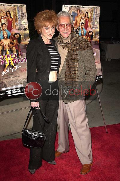 Dr. Gilda Carle and Mr. Blackwell