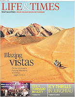 The Silk Road (COVER STORY)