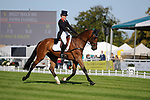 Stamford, Lincolnshire, United Kingdom, 5th September 2019, Pippa Funnell (GB) & Billy Walk On during the Dressage Phase on Day 1 of the 2019 Land Rover Burghley Horse Trials, Credit: Jonathan Clarke/JPC Images