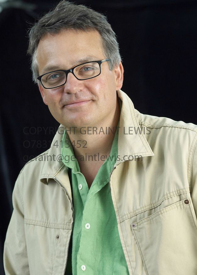 Charlie Higson,co creator of the BBC's The Fast Show. CREDIT Geraint Lewis