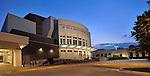 Von Braun Civic Center  - Mark C. Smith Concert Hall.  Bob Gathany Photographer