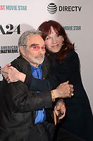 """LOS ANGELES - FEB 22:  Burt Reynolds, Marilu Henner at the """"The Last Movie Star"""" Premiere at the Egyptian Theater on February 22, 2018 in Los Angeles, CA"""