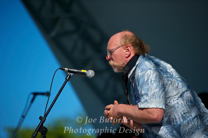 Doug Makela, The Other Big Band Langley Jazz Festival Douglas Park Langley B.C. June 5 2010