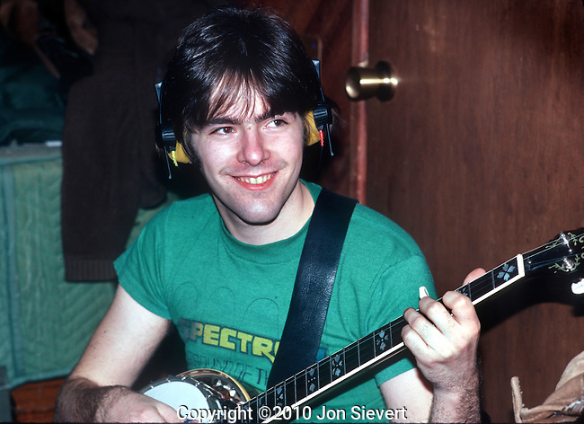Bela Fleck, Jan 1981