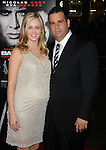 "HOLLYWOOD, CA. - November 04: Ambyr Childers and Producer Randall Emmett  arrive at the AFI Fest Screening Of ""Bad Lieutenant: Port Of Call New Orleans"" Grauman's Chinese Theatre on November 4, 2009 in Hollywood, California."