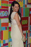WEST HOLLYWOOD, CA, USA - AUGUST 25: Lucy Liu at HBO's 66th Annual Primetime Emmy Awards After Party held at the Pacific Design Center on August 25, 2014 in West Hollywood, California, United States. (Photo by Xavier Collin/Celebrity Monitor)