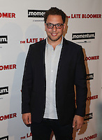 LOS ANGELES, CA - OCTOBER 03: Raphael Kryszek attends the premiere of Momentum Pictures' 'The Late Bloomer' at iPic Theaters on October 3, 2016 in Los Angeles, California. (Credit: Parisa Afsahi/MediaPunch).