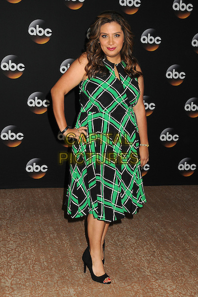 15 July 2014 - Beverly Hills, California - Cristela Alonzo. Disney/ABC Television Group Summer Press Tour 2014 held at the Beverly Hilton Hotel. <br /> CAP/ADM/BP<br /> &copy;Byron Purvis/AdMedia/Capital Pictures