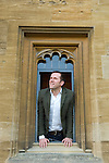 Ben Miller at Christ Church during the Sunday Times Oxford Literary Festival, UK, 2-10 April 2011. <br />