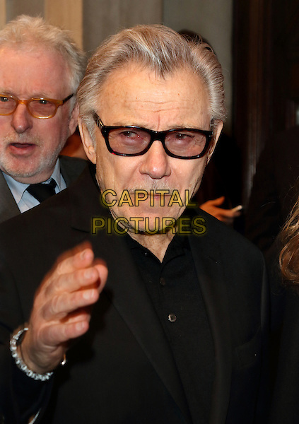 LONDON, ENGLAND - Harvey Keitel  at 'People, Places and Things' - VIP opening night at Wyndhams Theatre, London on March 23rd 2016<br /> CAP/ROS<br /> &copy;Steve Ross/Capital Pictures