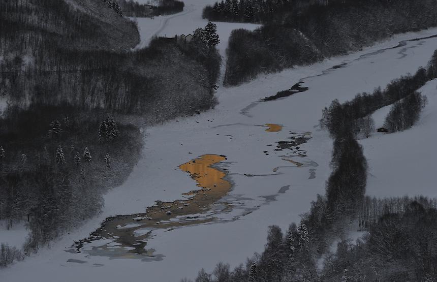 Golden river,Gullelva,Gaula, Landscape, landskap,