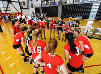 Wesleyan VB vs. Amherst 11/1/2013