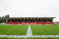 A general view of Sincil Bank, home of Lincoln City FC<br /> <br /> Photographer Chris Vaughan/CameraSport<br /> <br /> The EFL Checkatrade Trophy Group H - Lincoln City v Mansfield Town - Tuesday September 4th 2018 - Sincil Bank - Lincoln<br />  <br /> World Copyright © 2018 CameraSport. All rights reserved. 43 Linden Ave. Countesthorpe. Leicester. England. LE8 5PG - Tel: +44 (0) 116 277 4147 - admin@camerasport.com - www.camerasport.com