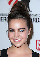 BEVERLY HILLS, CA, USA - SEPTEMBER 27: Actress Bailee Madison arrives at the 4th Annual American Humane Association Hero Dog Awards held at the Beverly Hilton Hotel on September 27, 2014 in Beverly Hills, California, United States. (Photo by Xavier Collin/Celebrity Monitor)