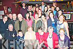 2385-2390.40TH BIRTHDAY: Deirdre Corkery, Milltown (3rd right) celebrated her 40th birthday last Friday night in Kingston's bar, Killorglin with many friends and family.