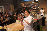 Food/Work - April Bloomfield at The Brooklyn Kitchen