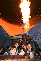 20120219 February 19 Hot Air Balloon Cairns