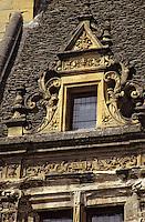 Europe/France/Aquitaine/24/Dordogne/Vallée de la Dordogne/Périgord/Périgord Noir/Sarlat-la-Canéda: La maison de La Boétie construite en 1525 par Antoine de La Boétie, elle a vu naître Etienne de La Boétie