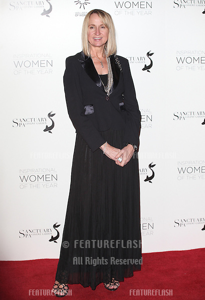 Carol McGiffin arriving for the Daily Mail Inspirational Women of the Year Awards in support of Wellbeing of Women held at the Marriott Hotel, London. 12/11/2012 Picture by: Alexandra Glen / Featureflash
