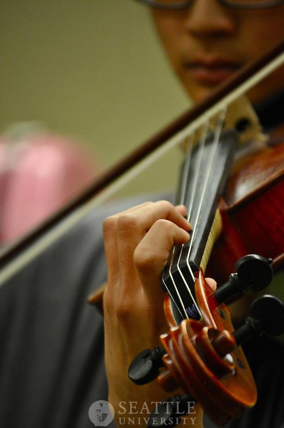 10052012- Hunthausen Music- String Performance workshop