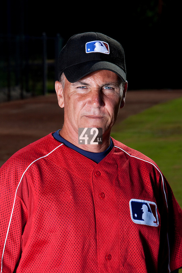 Baseball - MLB European Academy - Tirrenia (Italy) - 20/08/2009 - Mike McClellan