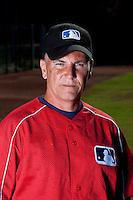 Baseball - MLB European Academy - Tirrenia (Italy) - 20/08/2009 - Mike McClellan