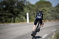 Christopher Juul-Jensen (DEN/Mitchelton-Scott) during a VERY hot (35°C) rest day 2 training ride with Team Mitchelton-Scott <br /> <br /> restday 2<br /> 106th Tour de France 2019 (2.UWT)<br /> <br /> ©kramon