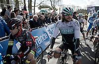 (later winner) Martin Mortensen (DNK/ONE) at the start<br /> <br /> 33th Tro Bro L&eacute;on 2016