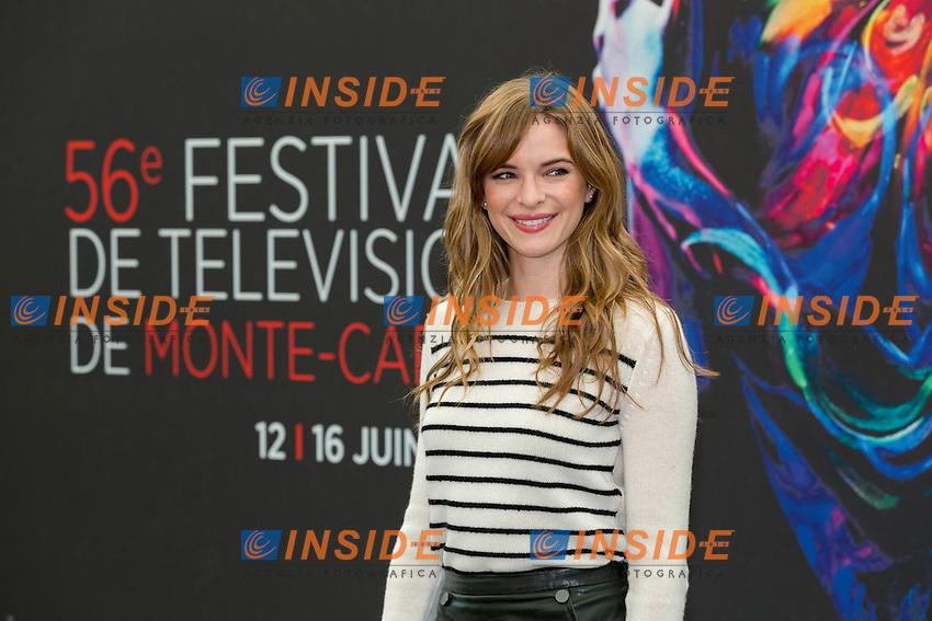 Danielle PANABAKER, The Flash <br /> Monaco Montecarlo 14-06-2016 <br /> 56th Monaco TV Festival - Photocall Opening Ceremony <br /> Foto Nicolas Gavet Panoramic / Insidefoto