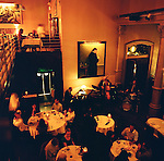 Bix Supper Club, located in San Francisco's financial district, offers up nightly jazz and stiff martinis