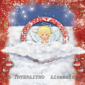 Isabella, CHRISTMAS CHILDREN, paintings,+angels,++++,ITKE527512-S,#XK#