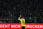 10.02.2018, Signal Iduna Park, Dortmund, GER, 1.FBL, Borussia Dortmund vs Hamburger SV, <br /> <br /> im Bild | picture shows:<br /> Marco Reus (Borussia Dortmund #11) wird ausgewechselt, <br /> <br /> <br /> Foto &copy; nordphoto / Rauch