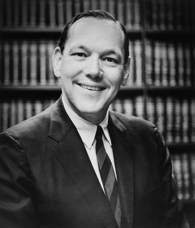 Rep. Robert Taft in 1965. (Photo by CQ Roll Call)