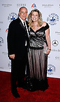 BEVERLY HILLS, CA. - October 25: Nancy Davis and Ken Rickel arrive at The 30th Anniversary Carousel Of Hope Ball at The Beverly Hilton Hotel on October 25, 2008 in Beverly Hills, California.