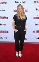 "6 August 2019 - Westwood, California - Zoe White. Hulu's ""The Handmaid's Tale"" Celebrates Season 3 Finale held at Regency Village Theatre.   <br /> CAP/ADM/FS<br /> ©FS/ADM/Capital Pictures"