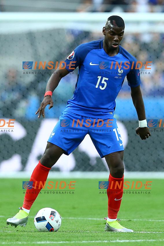 Paul Pogba Francia<br />Paris 10-06-2016 Stade de France football Euro2016 France - Romania  / Francia - Romania Group Stage Group A. Foto Matteo Ciambelli / Insidefoto