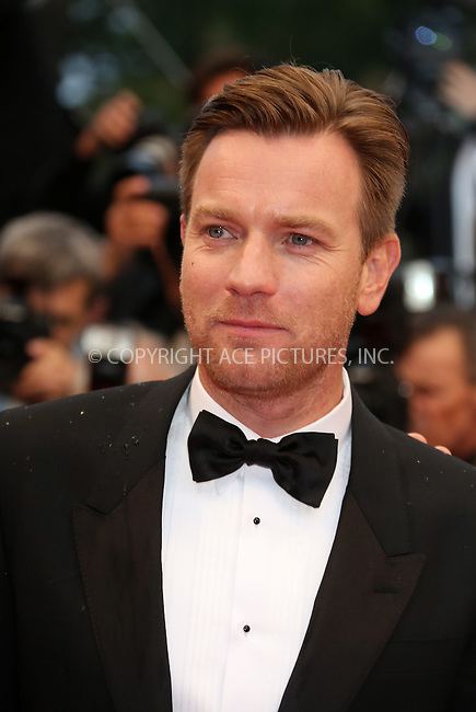 WWW.ACEPIXS.COM . . . . .  ..... . . . . US SALES ONLY . . . . .....May 20 2012, Cannes....Ewan McGregor at the premiere of 'Amour' during the Cannes Film Festival on May 20 2012 in France ....Please byline: FAMOUS-ACE PICTURES... . . . .  ....Ace Pictures, Inc:  ..Tel: (212) 243-8787..e-mail: info@acepixs.com..web: http://www.acepixs.com